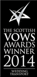 VOWS AWARDS WINNER 2014